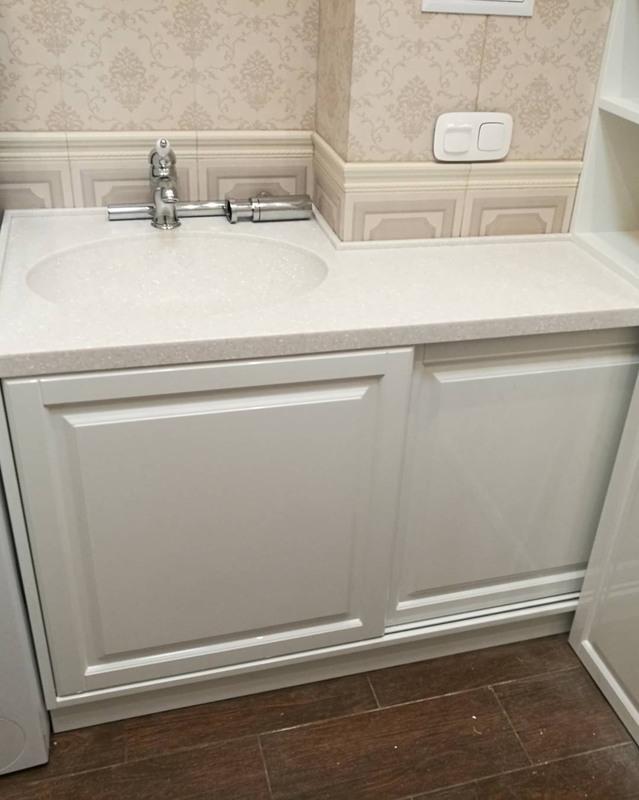 Мебель для ванной комнаты-Мебель для ванной «Модель 7»-фото3