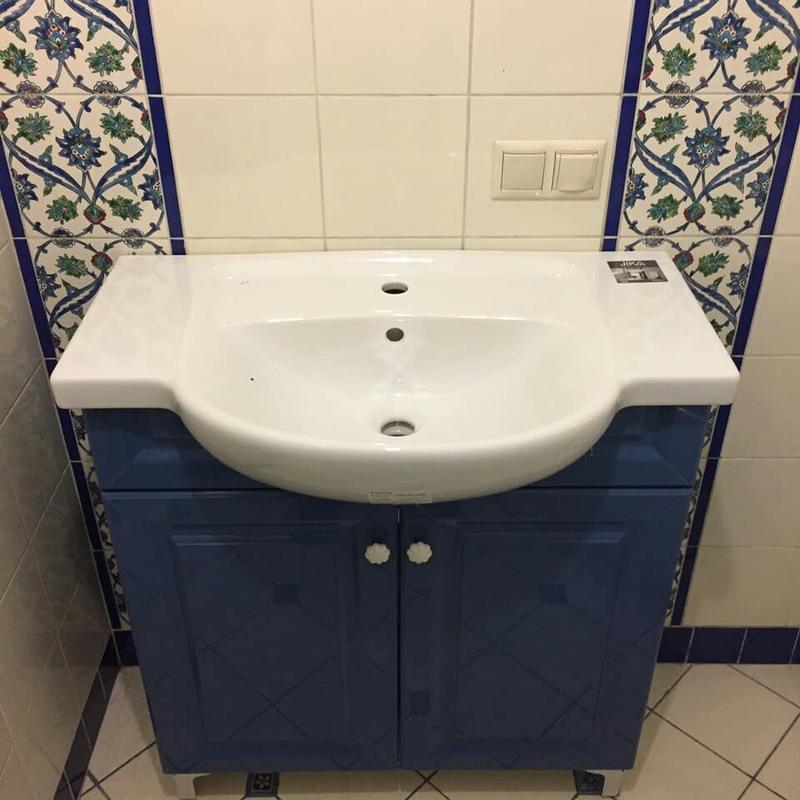 Мебель для ванной комнаты-Мебель для ванной «Модель 18»-фото1