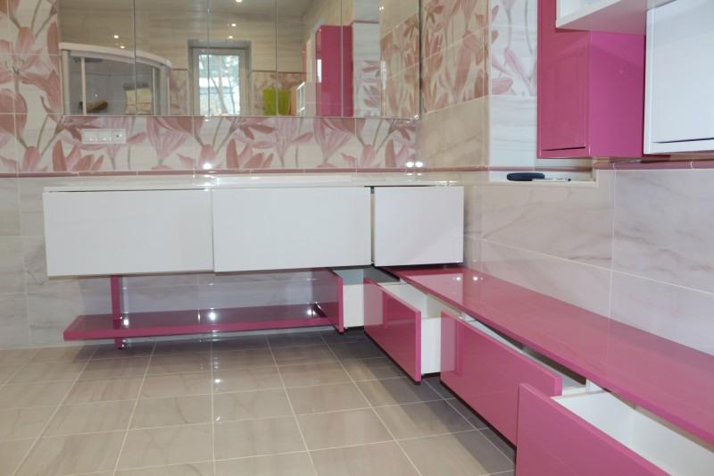 Мебель для ванной комнаты-Мебель для ванной «Модель 84»-фото14