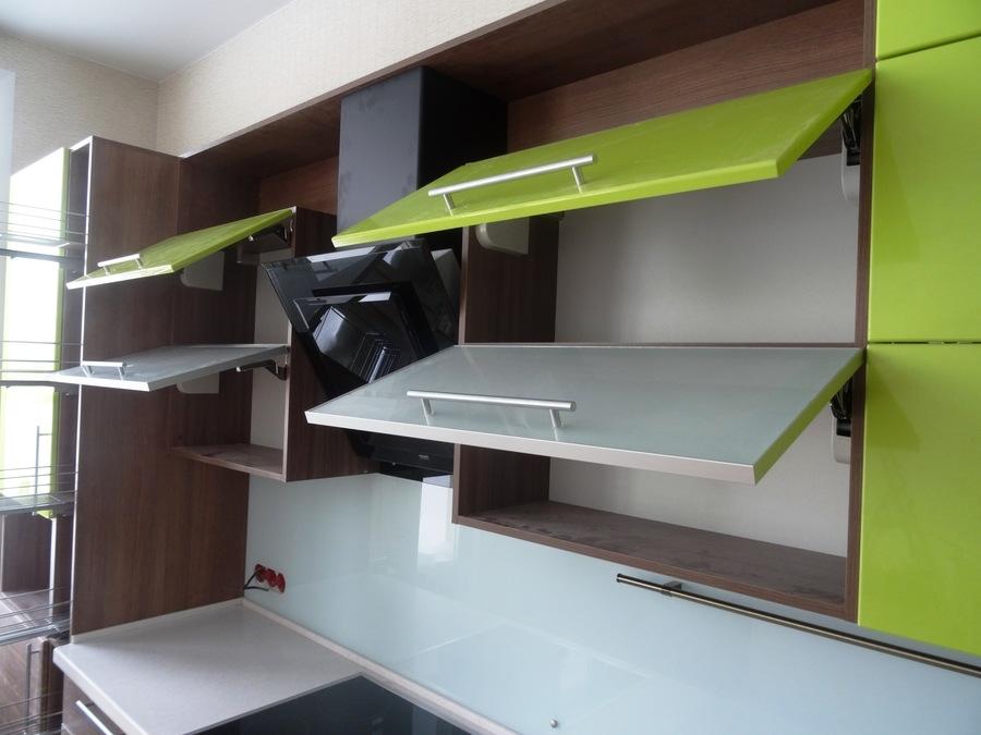 Встроенная кухня-Кухня МДФ в ПВХ «Модель 512»-фото8
