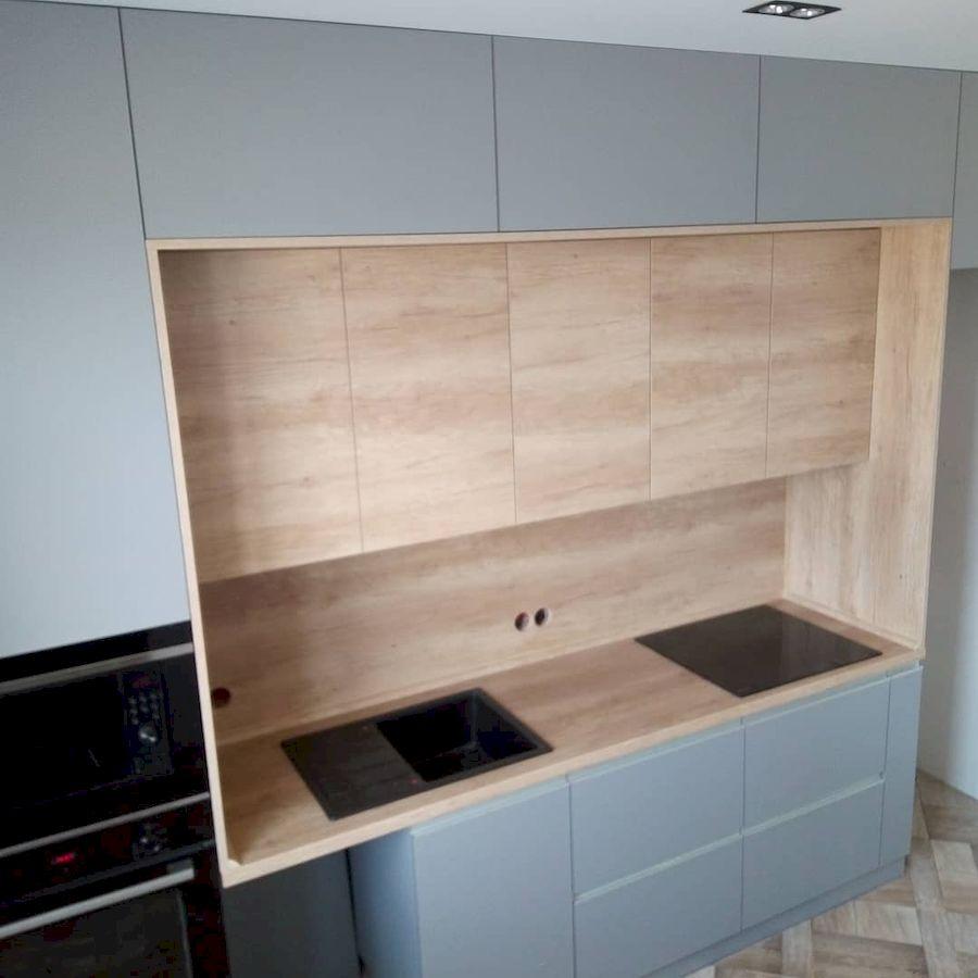 Встроенная кухня-Кухня из ЛДСП «Модель 652»-фото3
