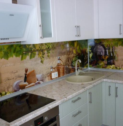 -Кухня МДФ в ПВХ «Модель 216»-фото25