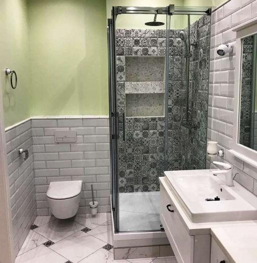 Мебель для ванной комнаты-Мебель для ванной «Модель 9»-фото3