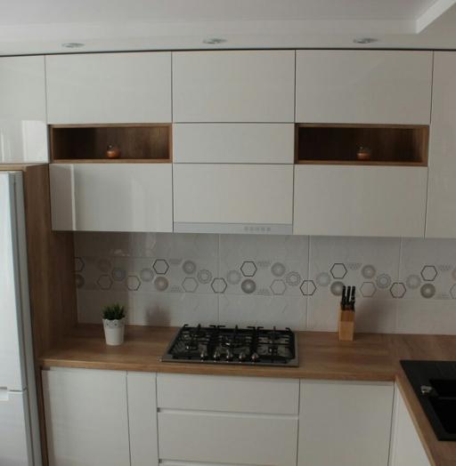 -Кухня из пластика «Модель 87»-фото22