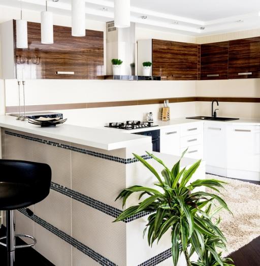 -Кухня из акрила «Модель 407»-фото19