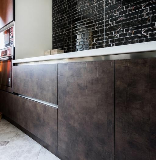 -Кухня из акрила «Модель 412»-фото17