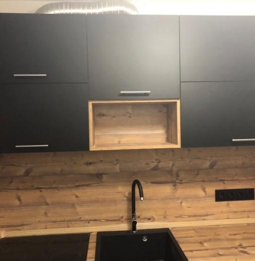 -Кухня МДФ в эмали «Модель 436»-фото17