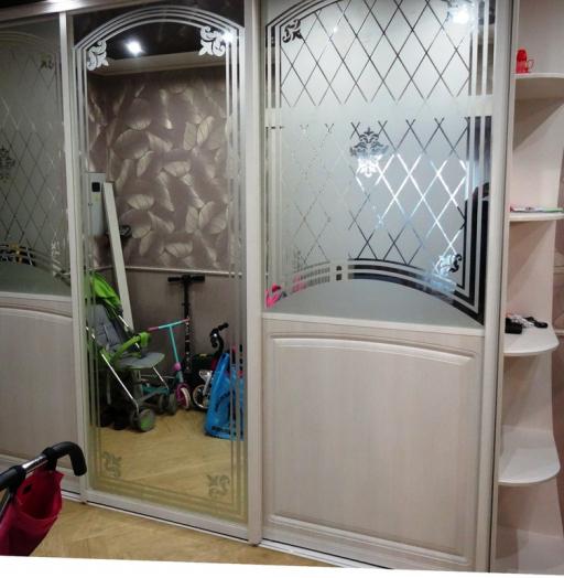 -Шкаф-купе с зеркалом «Модель 456»-фото9