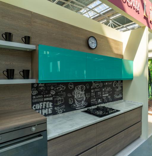 -Кухня МДФ в эмали «Модель 49»-фото17