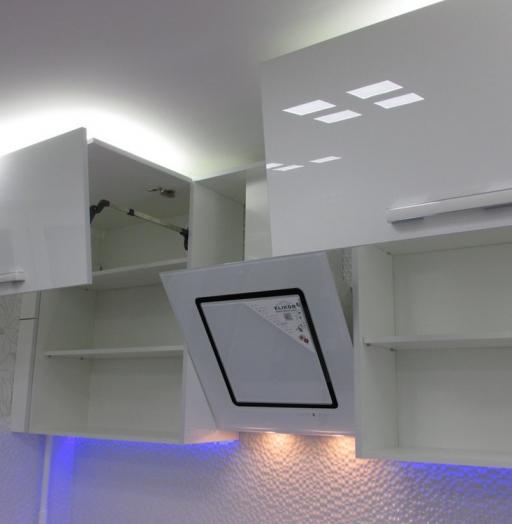 -Кухня из пластика «Модель 143»-фото30
