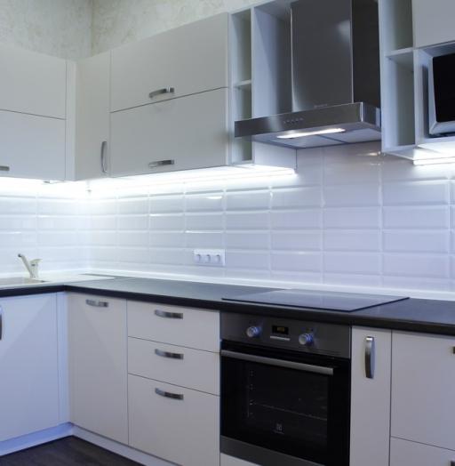 -Кухня из пластика «Модель 201»-фото30