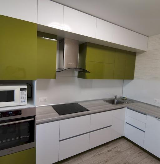 -Кухня из пластика «Модель 572»-фото11