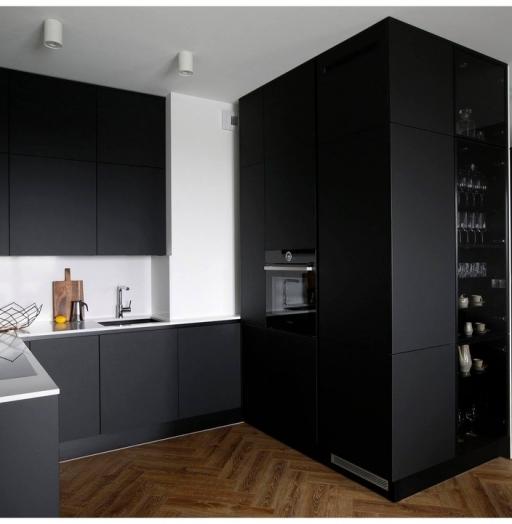 -Кухня из пластика «Модель 602»-фото29